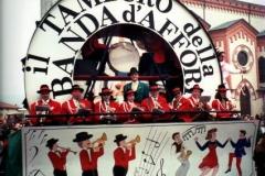 Carnevale 1998 - Il Tamburo della Banda D'Affori