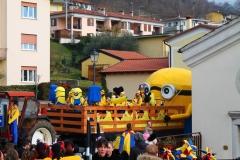Carnevale Cogollo del Cengio 13.02.2016