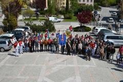 Mosson e Cogollo del Cengio 25-04-2012