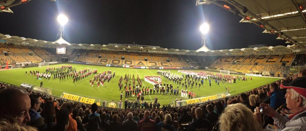 Unity alle Finali Europee 2015