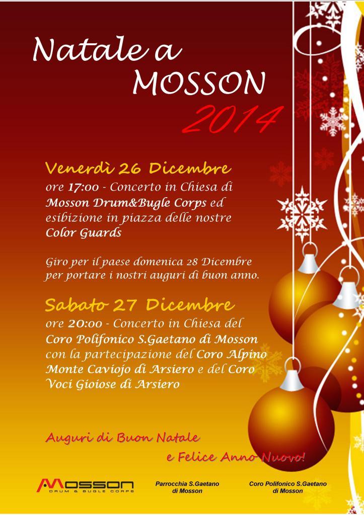 Locandina Natale Mosson 2014